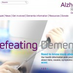 The Alzheimer's Research Trust was relaunching as Alzheimer's Research UK, with a new website. I copy-edited and proofread the multi-authored web copy in accordance with the new brand guidelines.