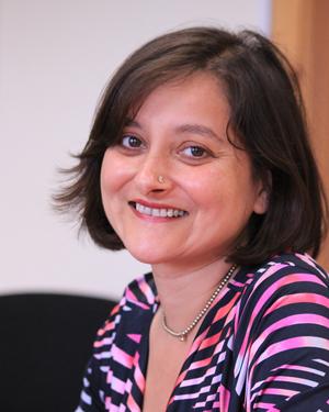 Munizha Ahmad-Cooke
